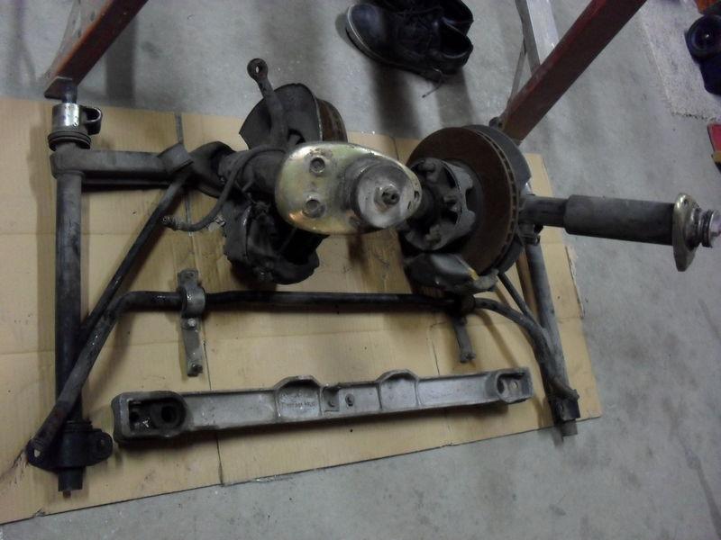 Porsche 911 Complete Suspencion 1987 Pelican Parts