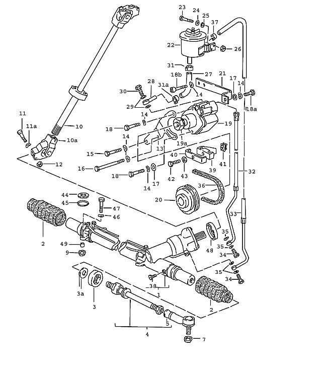 Rack And Pinion Exploded View likewise Porsche 996 Seat Wiring Diagram Pdf also Porsche 928 parts as well Hardparts as well Power Steering Reservoir Cap Seal 924 928 944 968 78 95 P21297. on porsche 928 power steering