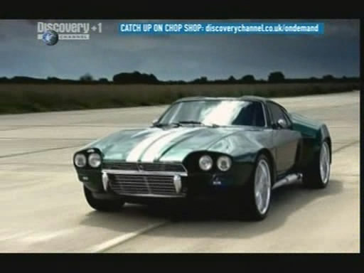 Classic Car Rescue 911 on Discover Channel - Pelican Parts Technical BBS