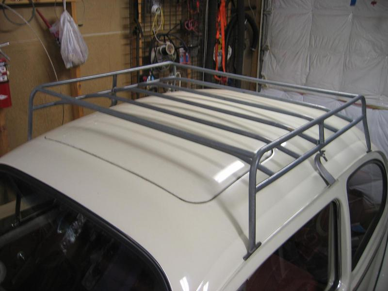 Pics Of Roof Racks Basket Type For A Project   Pelican Parts Technical BBS