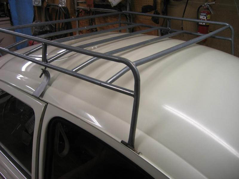 Pics Of Roof Racks Basket Type For A Project Pelican