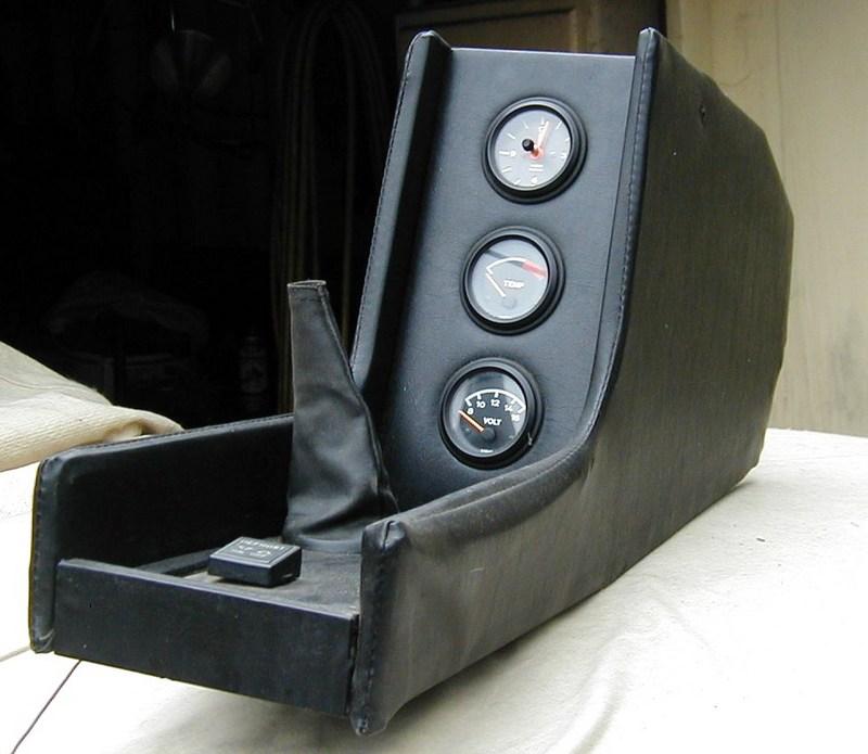 center console gauges pelican parts technical bbs