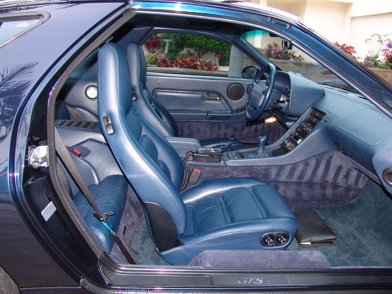 Fs 1995 Porsche 928 Gts 5 Speed 1 Of 23 Pelican Parts