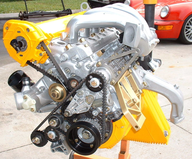 944 Motor Out Of Engine Bay Pelican Parts Forums