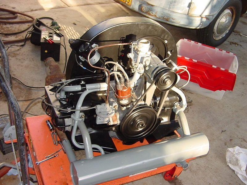 72 VW beetle engine rebuild - Pelican Parts Forums