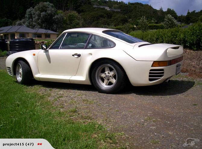 911s 959 Clone What To Do Pelican Parts Technical Bbs