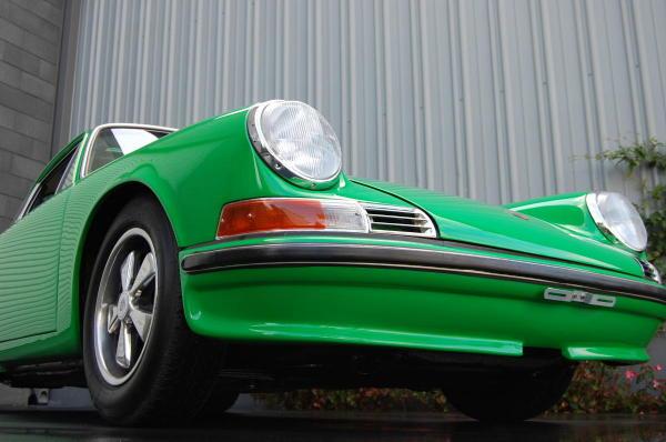 1972 Viper Green Porsche 911e For Sale Pelican Parts