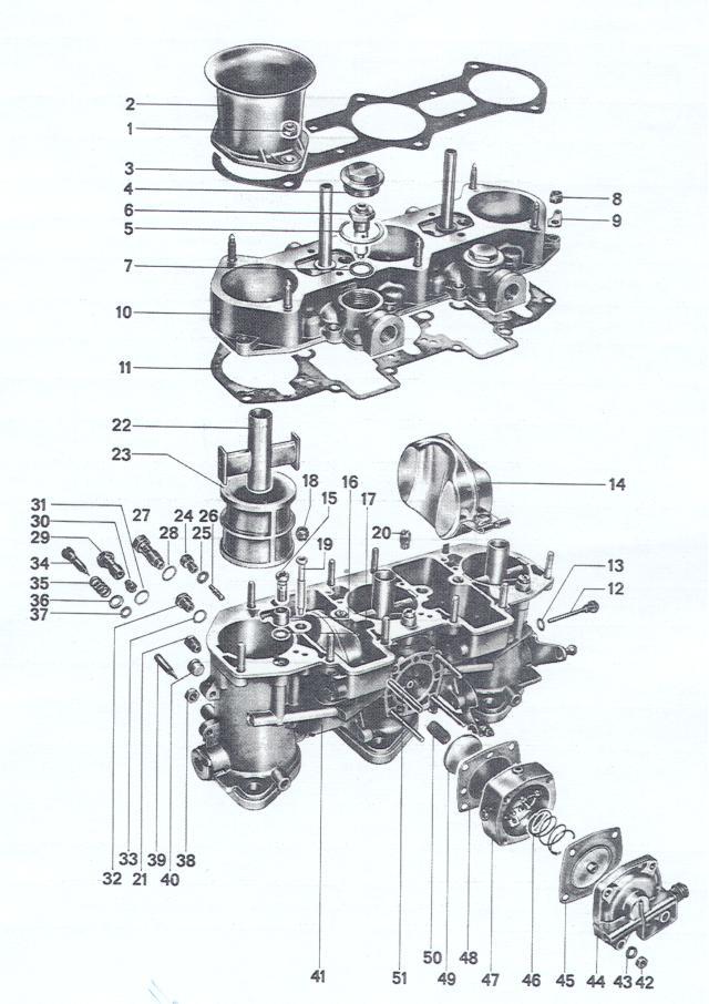 weber 40 carbs on 911 s engine