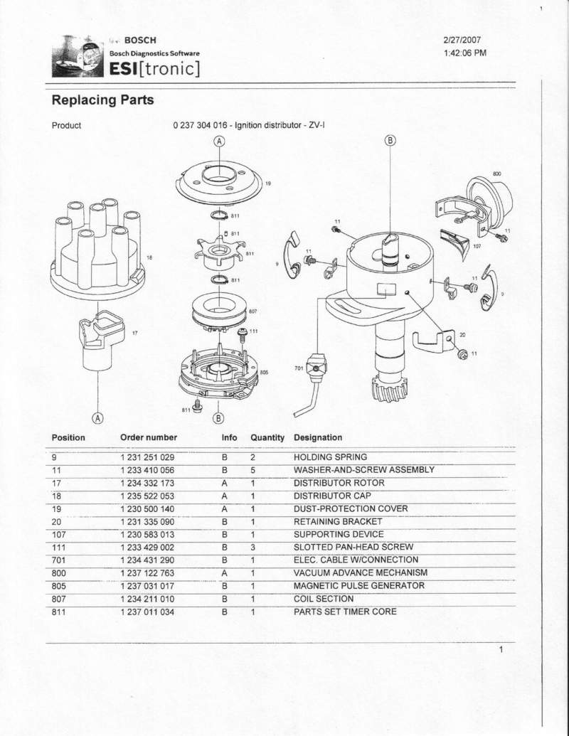 Help Dissassembling Ignition Distributor