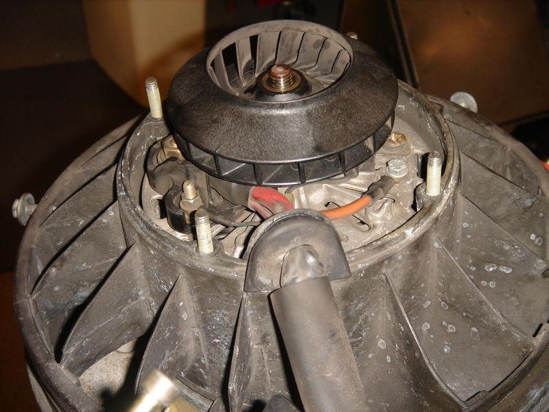 964 alternator wiring pelican parts technical bbs
