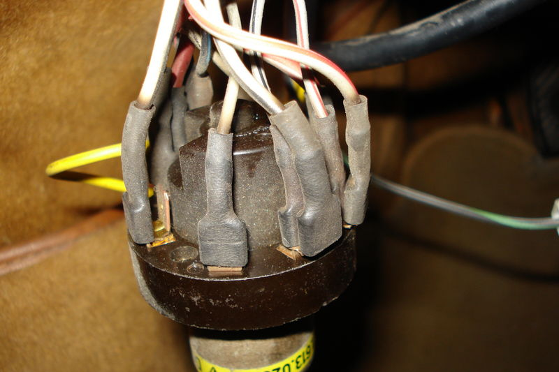 Headlight Switch Wiring Help