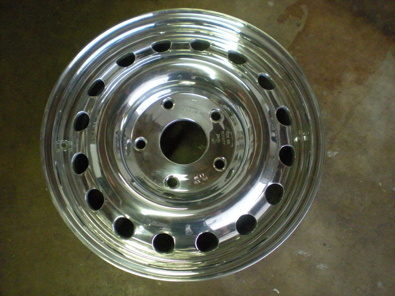 Outlaw Polished Aluminum Wheels Pelican Parts Forums
