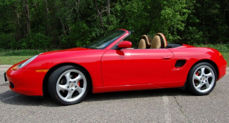 fs 1999 porsche boxster - you won u0026 39 t find nicer than this one
