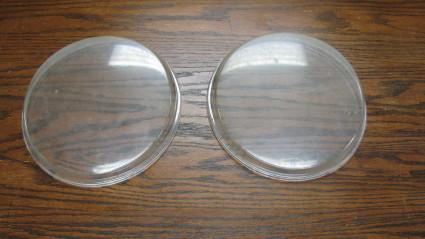 FS H1/H4 Plastic Headlight Lens Clear Racing - Pelican Parts Forums