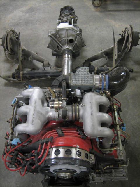 What Is A Drive Shaft >> Porsche Powered Mid-Engine Double Cab - Page 2 - Pelican ...