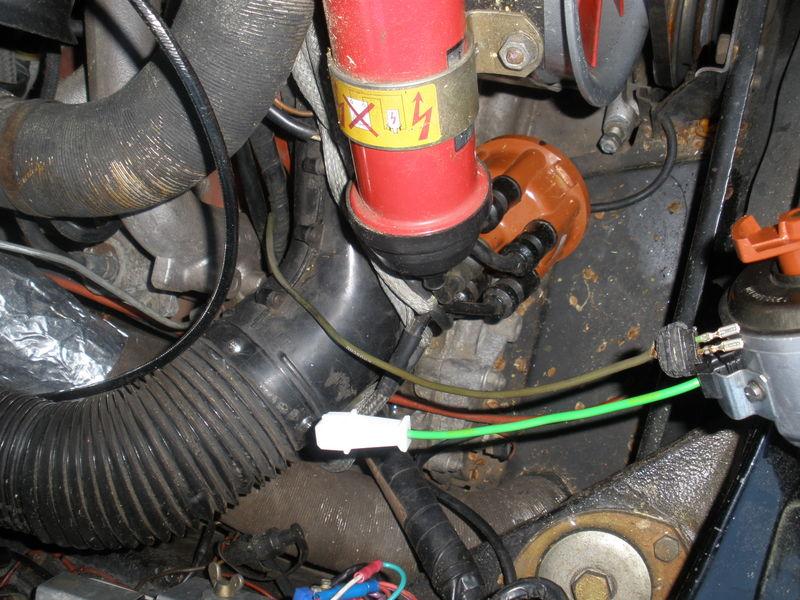 Pelican Bosche Green Wire Doesn U0026 39 T Fit  U0026 39 82 911sc