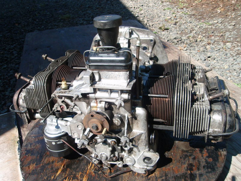 Porsche 914 Oem 2 0 Liter Engine Pelican Parts