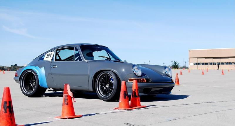 ZAMIRZ's favorite early 911 hotrod of all time  - Teamspeed com