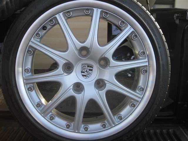 Porsche Oem Bbs 911 Gt3 18 Quot Aluminum Alloy Light Weight