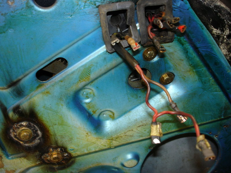 78 911SC Wiring for Power Window Switch - Pelican Parts Forums