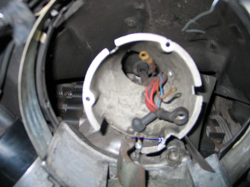 alternator replacement air deflector damage pelican parts technical bbs