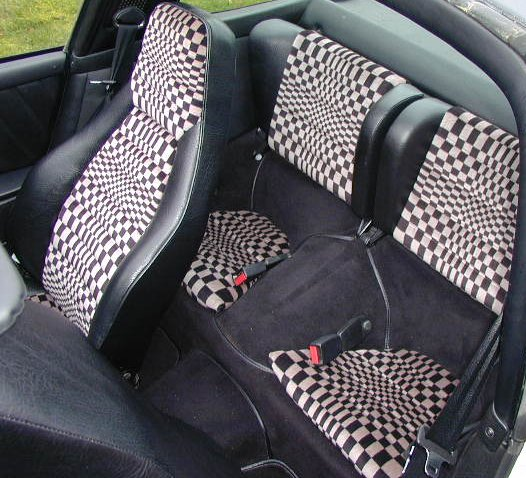Looking For Porsche Fabric