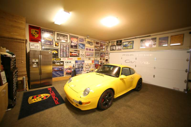 Painting Garage  Any Ideas    Pelican Parts Technical BBS. Garage Living Room. Home Design Ideas