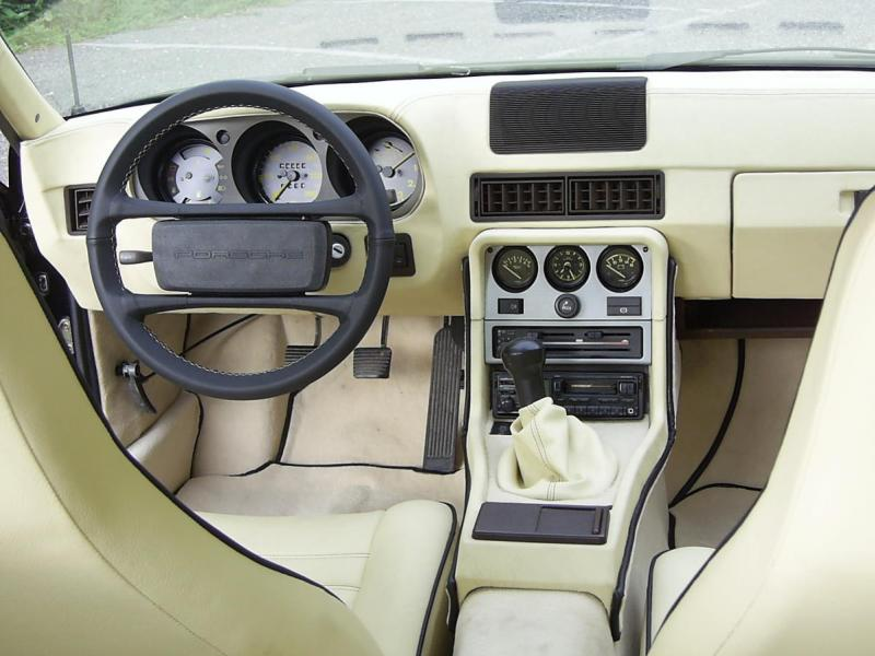 Interior exterior ideas pelican parts technical bbs for Porsche 924 interieur