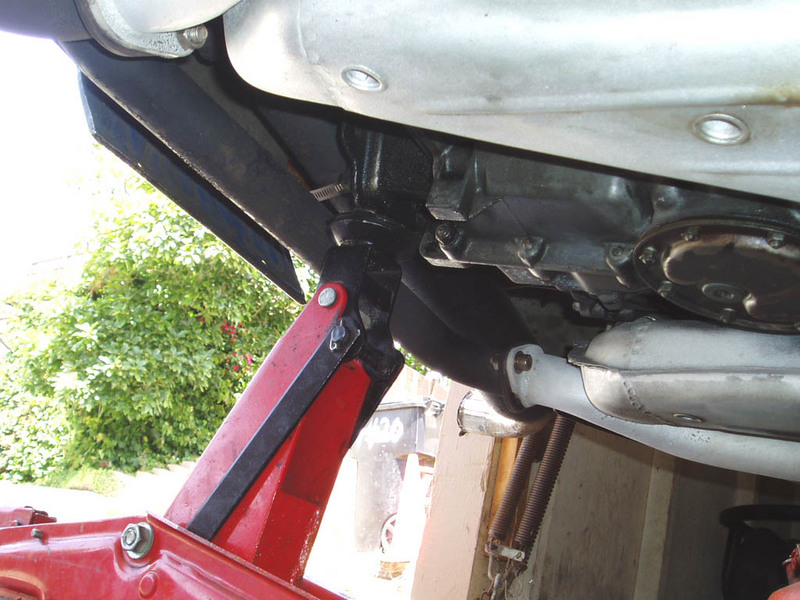 Dual Jacking My 911 Page 2 Pelican Parts Forums