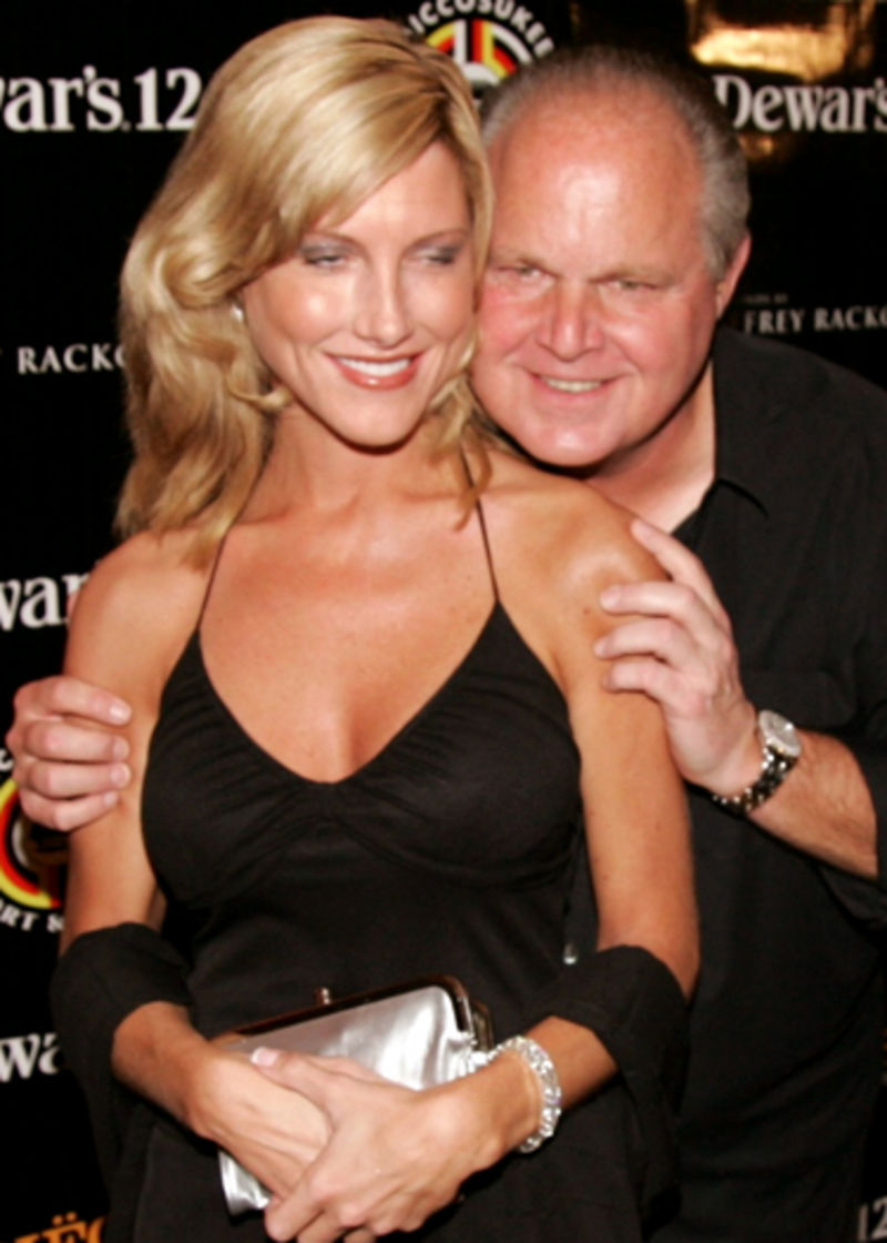 Rush Limbaugh Kathryn Rogers Engaged Pictures To Pin On