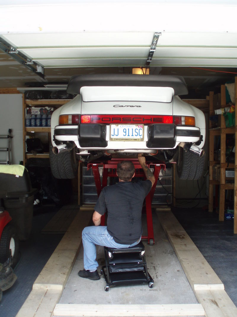 Harbor Freight Garage Car Lifts For Home : Portable car lift pelican parts forums