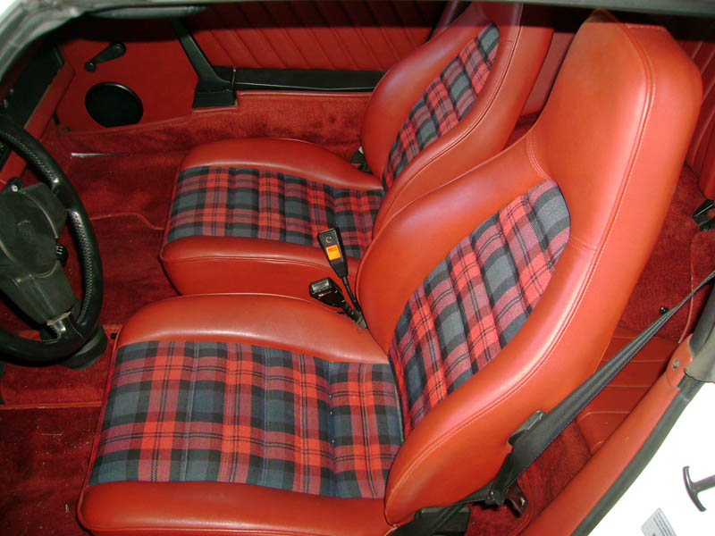 M B Tex And Cloth Seat Upholstery For Euro Sl S Mercedes