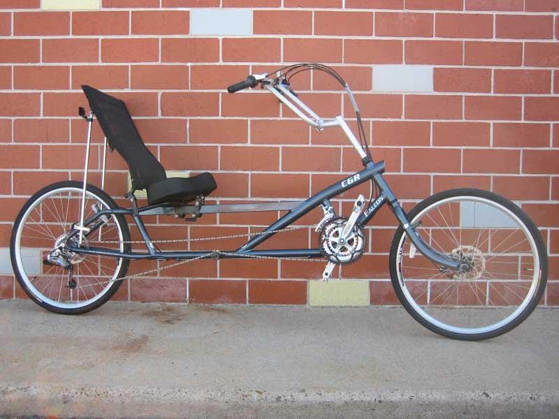 Recumbent Bike Parts How About a Recumbent Bike