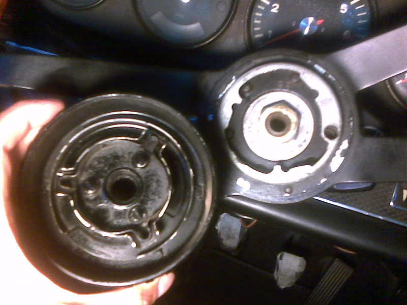 1969 73 Steering Wheel Switch Housing Disassembly