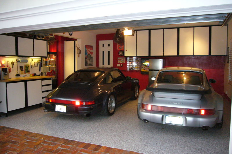 Show Your Porsche Garage Set Up Page 2 Pelican Parts Technical Bbs