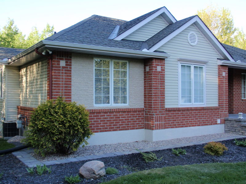 brick and vinyl siding house pictures - 28 images - brick ...