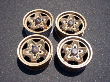 FS Cookie Cutter Wheels 15 x 6 - Pelican Parts Technical BBS