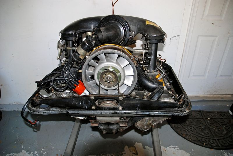 1972 Porsche 911t Mfi Engine Pelican Parts Technical Bbs