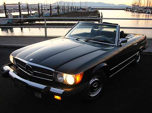 1984 mercedes benz 280sl pelican parts technical bbs for Mercedes benz 280sl parts