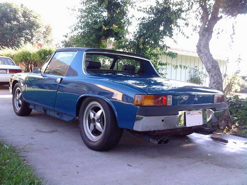 75 Porsche 914 Fuel Injected 1 8 7500 Pelican Parts Forums