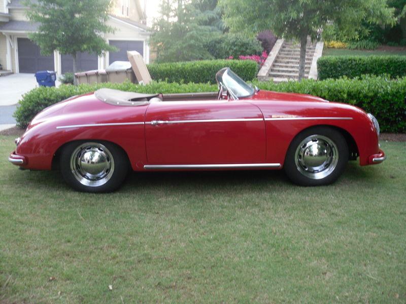 1957 Porsche Speedster Pelican Parts Forums