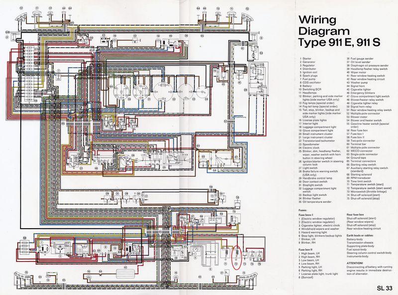 1969 e wiring question - pelican parts forums 1969 camaro wiring diagram printable 1969 porsche wiring diagram