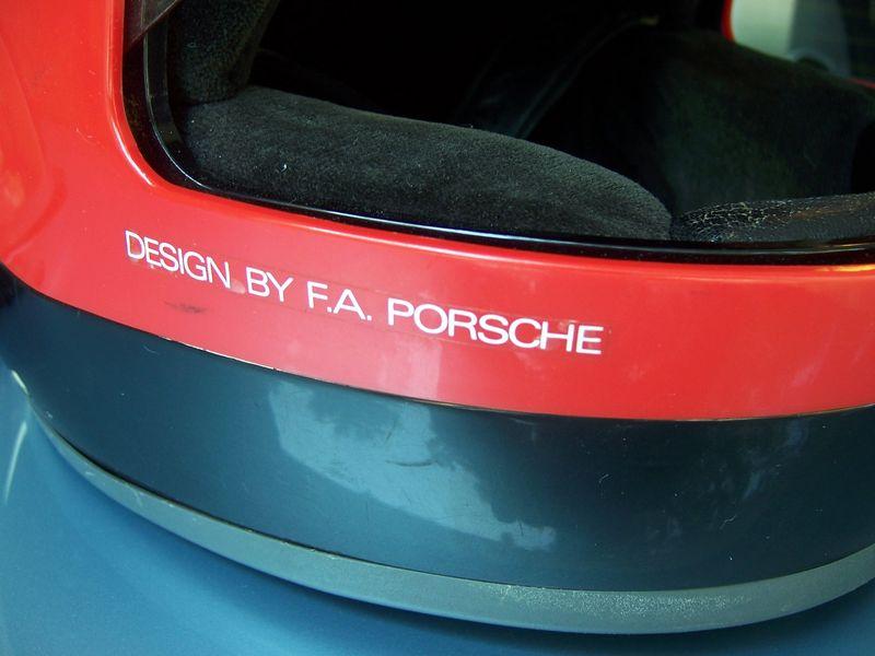 cool porsche design helmet f s pelican parts technical bbs. Black Bedroom Furniture Sets. Home Design Ideas