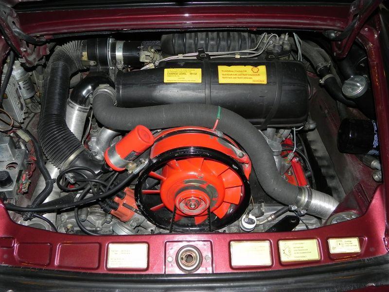 Restored 83 911 SC FS in Big Sky Country - Pelican Parts ...