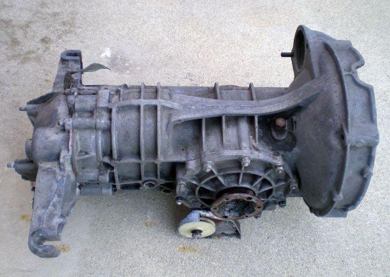 914 Side Shifter Transmission 450 00 Pelican Parts