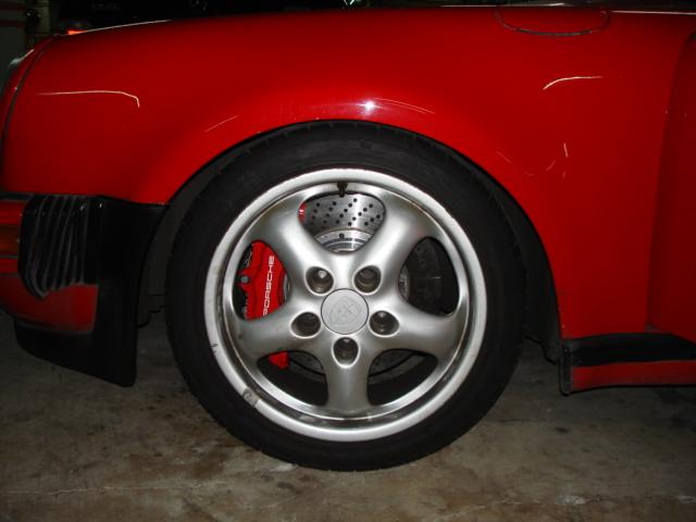 Porsche Cayenne Brakes On 911 Pelican Parts Technical Bbs