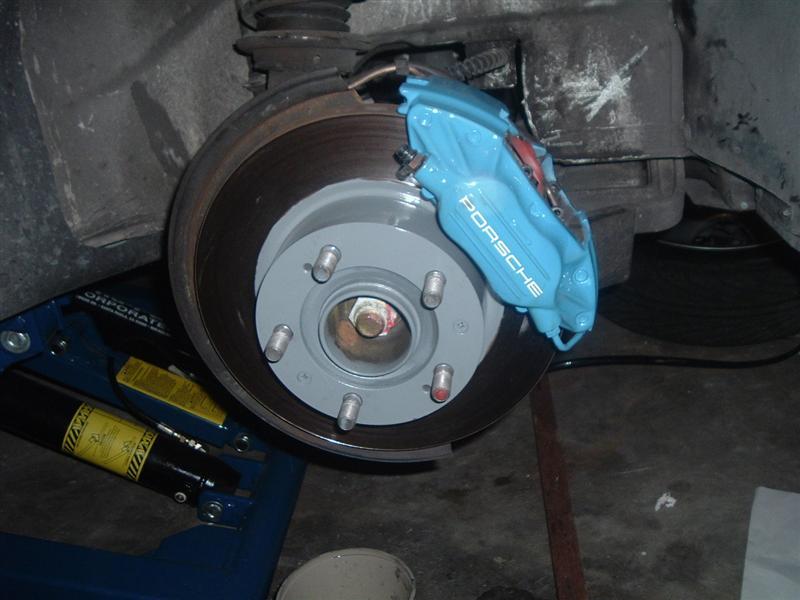 T Calipers PORSCHE Sticker Pelican Parts Technical BBS - Bmw brake caliper decals