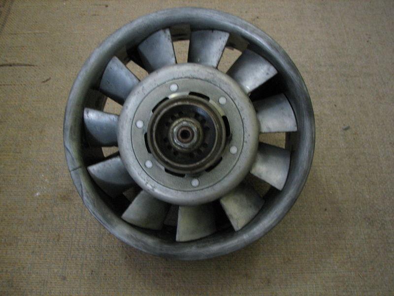 911 3 2 Alternator Fan Housing Fan Pelican Parts