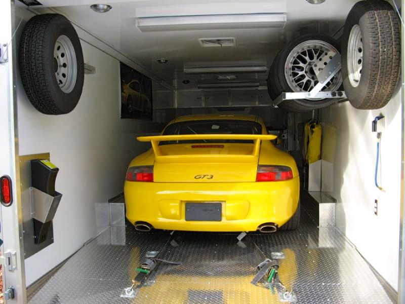 Pimped Out Enclosed Trailers Pelican Parts Forums