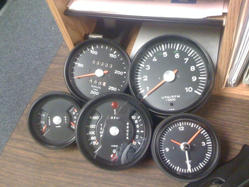 North Hollywood Speedometer    my story - Pelican Parts Forums